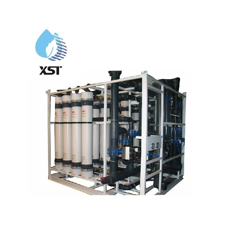 450V Automatic Processing Ultrafiltration Purifying Systems